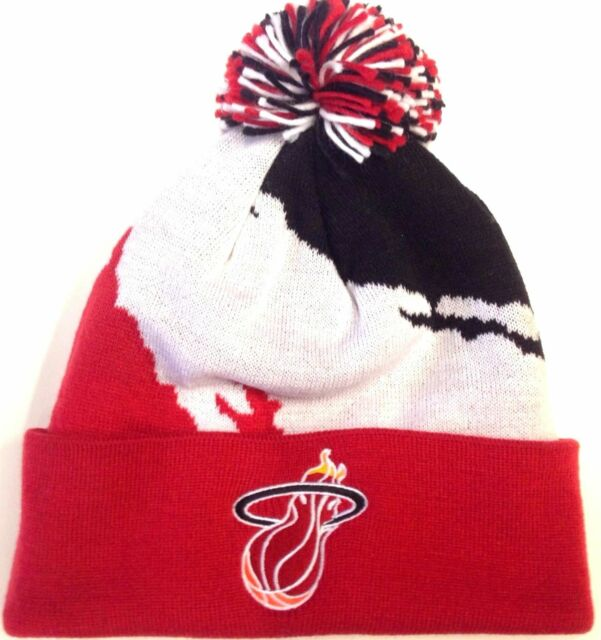 San Francisco 49ers Mitchell Ness NFL Stripe Cuff Mens Beanie Knit Pom Cap  Hat 219e14568