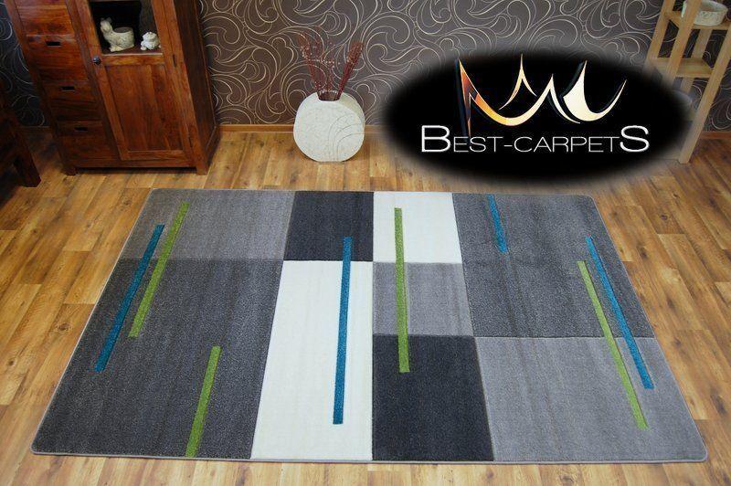 Moderne Style Tapis 'Focus' 200x290cm 59 Modèles Gris Gris Gris Rouge Vert Bleu Violet | Avec Une Réputation De Longue Date  45a737