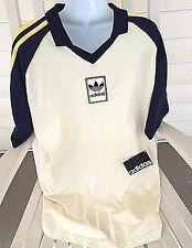 Adidas M Shirt Soccer Football Shirt Jersey Men M Old Stock STAIN Rare Vintag