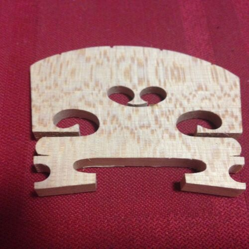 Fine Quality Maple #3157 Knilling Viola Bridge 46mm