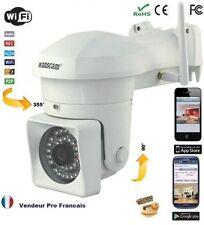 Caméra de surveillance Extérieur IP IR Wifi  sans fil H.264