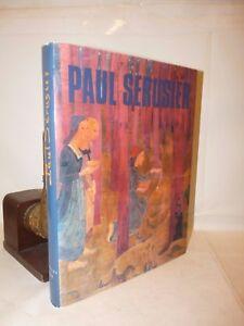 Inventif Arte Pittura - Marcel Guicheteau: Paul Serusier 1976 Parigi Ed. Side Tavole