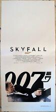 Poster Locandina ORIGINALE - 007 SKYFALL - JAMES BOND - Sam Mendes Craig 33x70cm