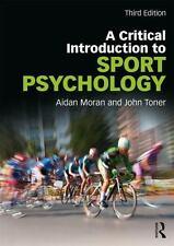A CRITICAL INTRODUCTION TO SPORT PSYCHOLOGY - MORAN, AIDAN/ TONER, JOHN - NEW PA