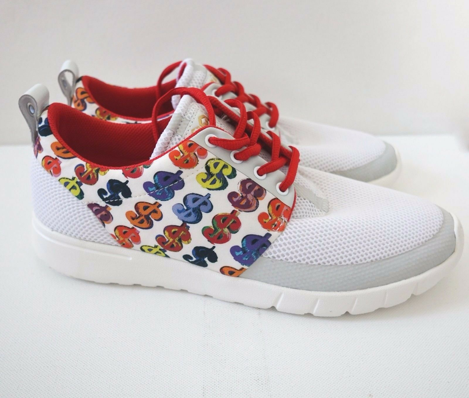 MOA MASTER OF ARTS Multi-colord Fashion Sneakers EUR-41 US-8 EUR-43 US-9.5