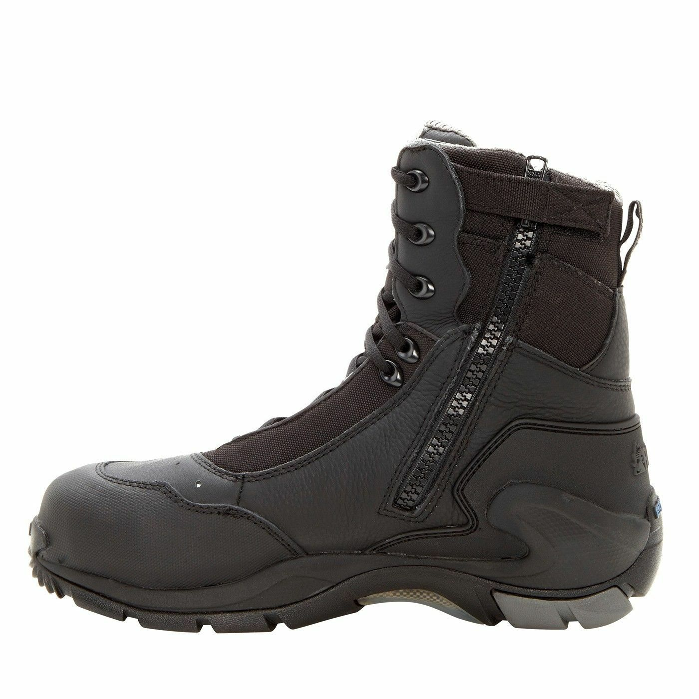 ROCKY 1ST MED FIBER CARBON FIBER MED TOE PR WATERPROOF ZIPPER BOOTS 911113 * ALL SIZES 59aa43