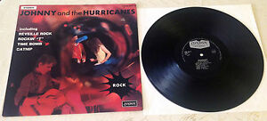 JOHNNY-AND-THE-HURRICANES-LP-gt-034-ROCK-034-LONDON-REC-STEREO