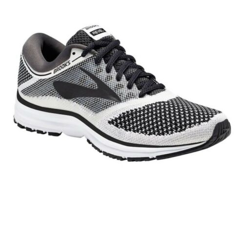 Tennis Revel Grey Comfort White Sportives 10 De Chaussures Brooks Black Cushion Running dzxtHqag