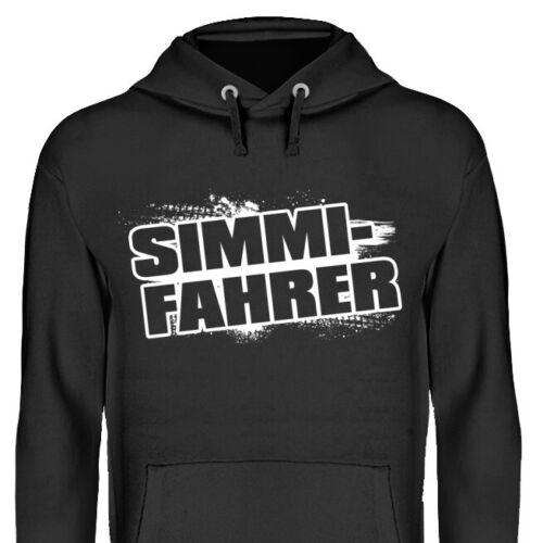 Simmi Fahrer Simson Hoodie Kapuzenpullover DDR Pullover Geschenk Splash