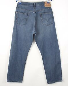Levi's Strauss & Co Hommes 505 Coupe Standard Jambe Droite Taille Du Jean W36