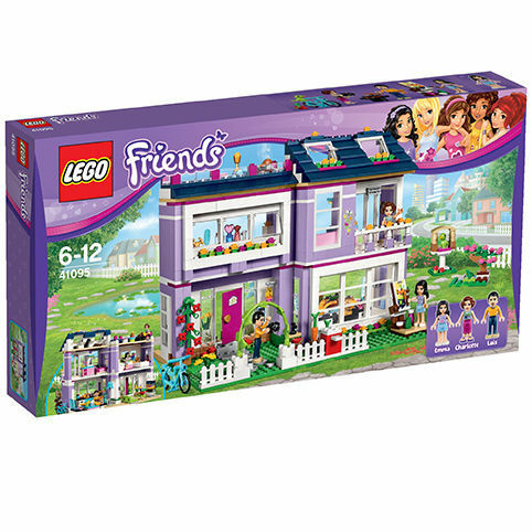 LEGO Friends Friends Friends Emmas Familienhaus (41095) 3fbd93