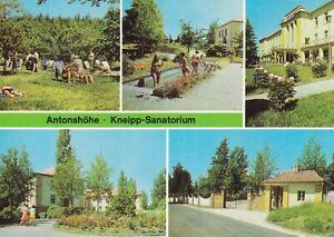gebraucht Antonshöhe 437 Einw. (Breitenbrunn Erzgeb.) AK Kneipp-Sanatorium