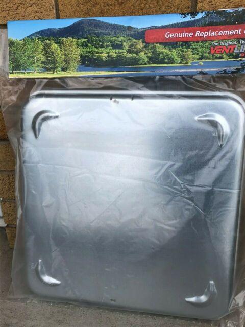 Rv Cargo Trailer Roof Vent Lid Metal Cover New Genuine Ventline Brand Oem For Sale Online