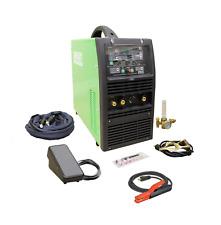 Everlast Powertig 350ext Digital 350amp Acdc Tig Stick Advance Pulse Welder