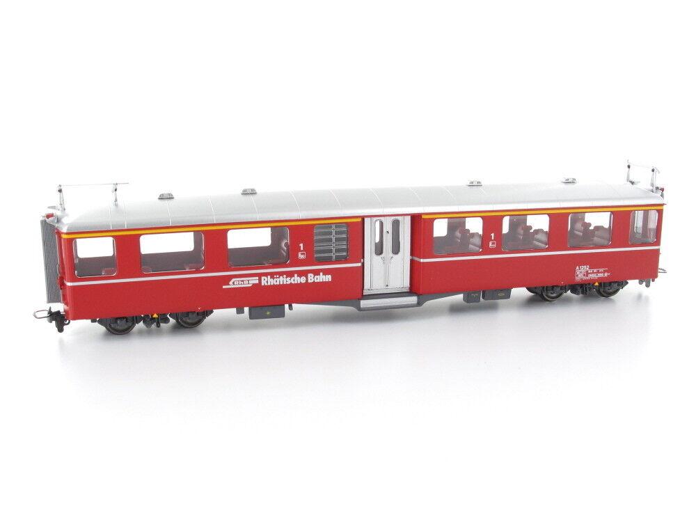 BEMO 3245129 vagoni B 1252 stanziamenti entry-level carrello RHB h0m