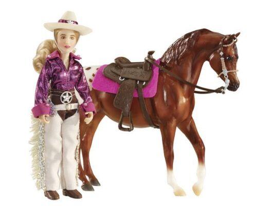 Breyer Model Horses Kaitlyn Cowgirl - Rider for Breyer Classics Toy Horses 61053
