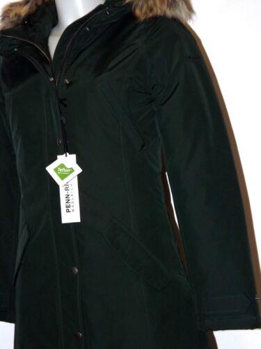 Fonc Parka Woolrich Penn Penn Ecoplume Veste Capuche By Vert rich Teflon qIwCv
