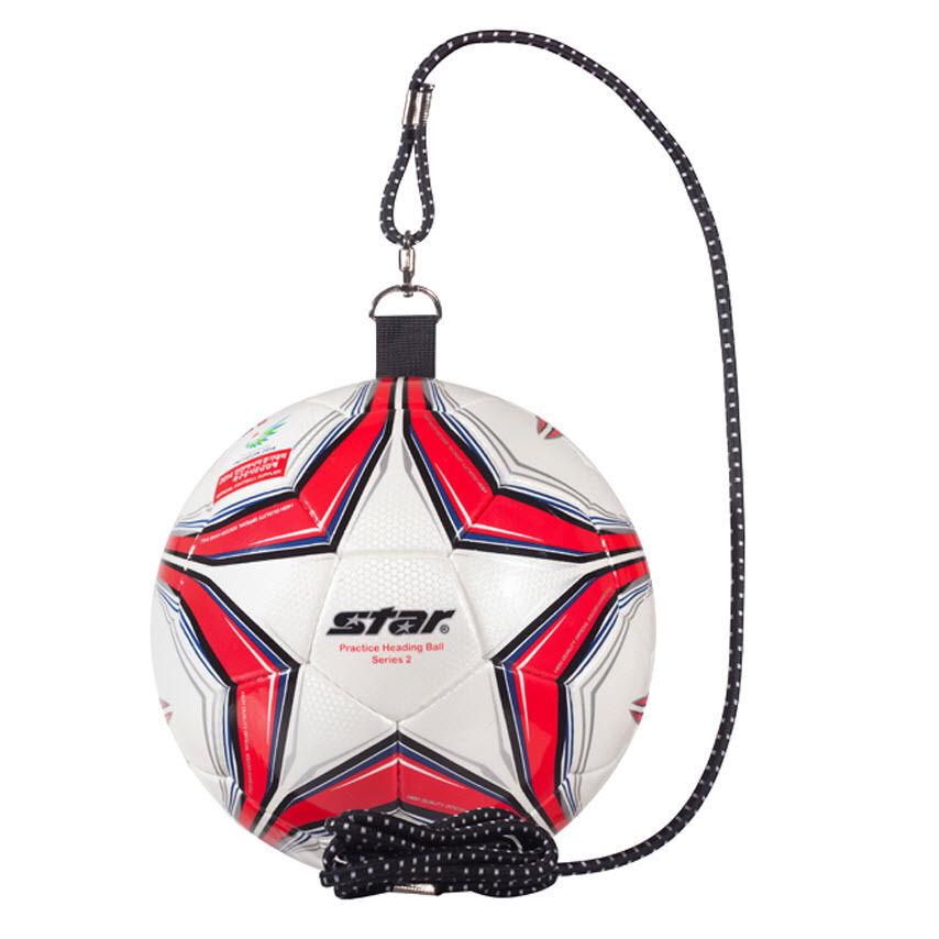 STAR Football Heading Shooting Shooting Heading Training Practice Soccer Balls Größe 5 Game Ball bbb12b