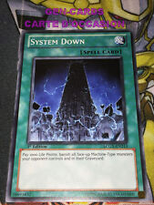OCCASION Carte Yu Gi Oh SYSTEME H.S. LCGX-EN213 ANGLAIS