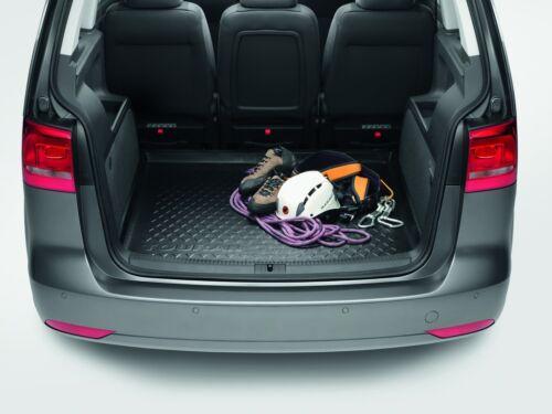 ORIGINALE VW Touran bagagli spazio GUSCIO-Guscio di carico-vasca di carico per Touran 5 posti