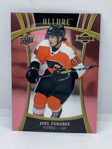 Joel-Farabee-2019-20-19-20-Upper-Deck-Allure-Rookie-Pink-Diamond-Flyers-116