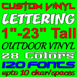 image is loading custom vinyl lettering personalized car window laptop wall