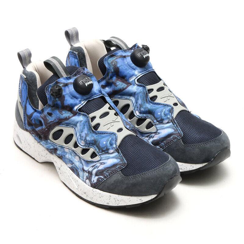 Reebok Instapump Fury Road x Garbstore  Men's Sneaker New & Ovp