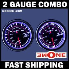 MK1 Turbo Diesel Gauge Kit with 30 psi Boost Gauge & EGT Pyrometer Gauge