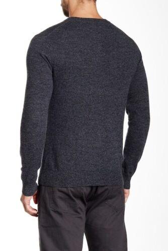 ¡Nuevo cachemira New de Qi redondo York Quinn 350 con cuello Suéter qH0wOzz5