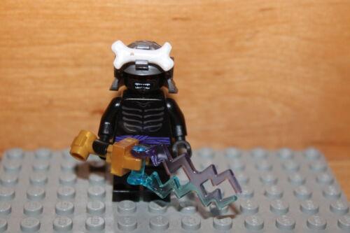 Sensei Lord Garmadon Figur Samurai mit Blitz Waffe aus Set 2505 Lego Ninjago