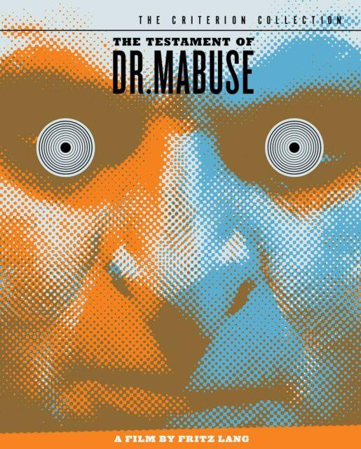 Criterion Collection: Testament Of Dr Mabuse [Edizione in lingua inglese]