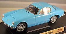 Lotus Elite Typ 14 Coupe 1957-63 blau blue 1:18 Yat Ming