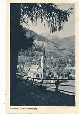AK aus Landeck in Tirol    (C28)