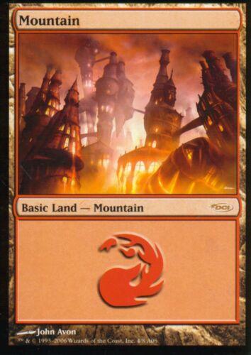 Version 8NMArena League PromosMagic MTG Mountain
