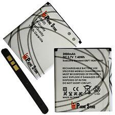 BA800 Xperia S/V LT26i L25i Batterie Akku Sony Ericsson P-Store Battery Accu
