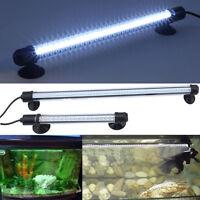 18-48cm Aquarium Fish Tank 18/57 LED Bar Submersible Waterproof Light Lamp