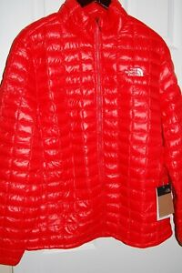 The North Face M THERMOBALL JACKET, Fiery Red