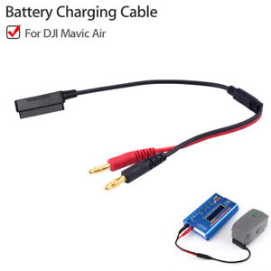 Fast Charger Charging Cable Adapter for DJI MAVIC Air Battery to B6 B6AC Balance