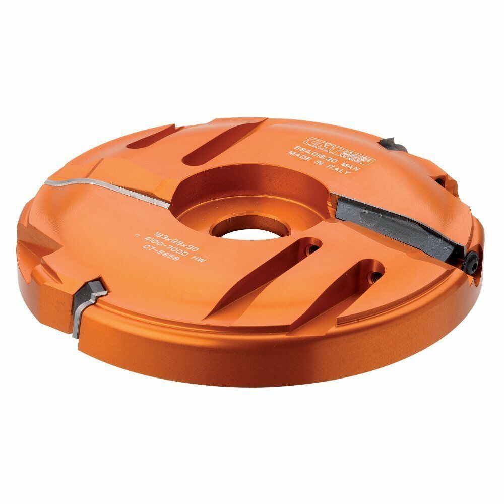 CMT 694.013.31 Professional Raised Panel Cutter Head 7-13/64