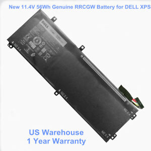 New-56Wh-Genuine-RRCGW-Battery-for-Dell-Precision-5510-XPS-15-9550-M7R96-62MJV