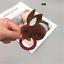 Kids Girls Cute Animal Rabbit Hair Ring   Hair Bands Rope Hair Accessories
