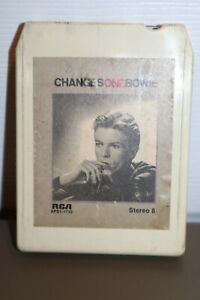 David Bowie - Changes One 8-Track Tape RARE Cartridge