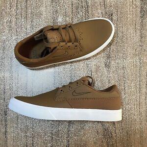 Details about A476 Nike SB Shane O'Neill Premium L Brittish Tan DA4184-200 Shoes Size 8 NEW