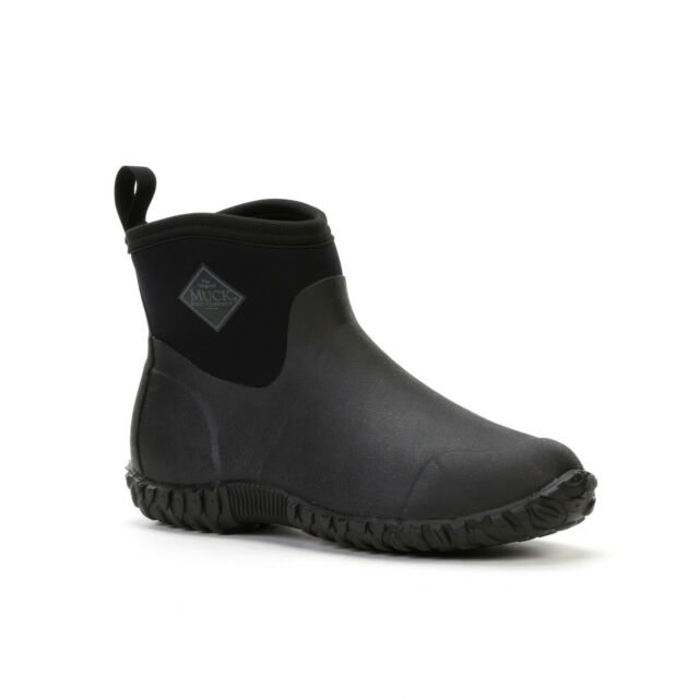 f7a902ba516 Muck Muckster II Ankle Boot Men Black/black 13