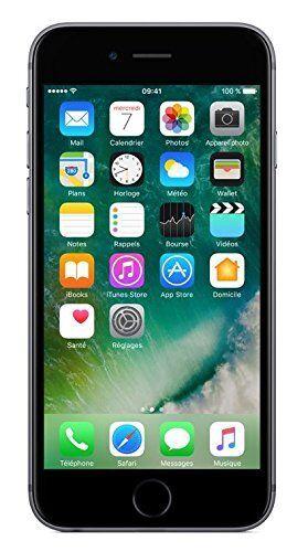 Apple iPhone 6s 4.7  Single SIM 4G 32GB Grey Nero 32 GB 12 MP iOS 10 NUOVO
