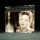 Helen Watson - When You Love Me, I Get Lazy - music cd EP