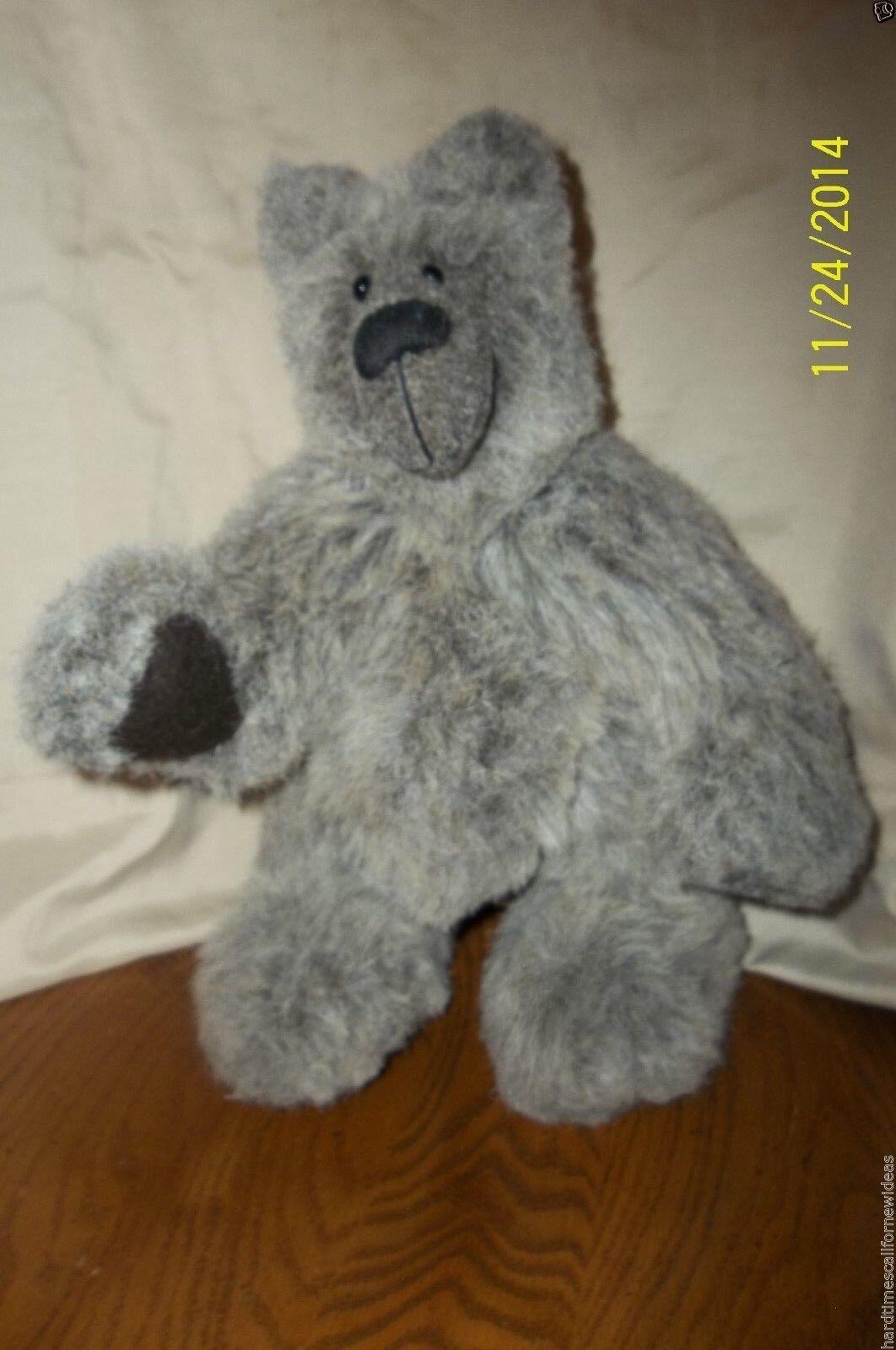 Jointed Bear By Mary Lynn Dudak 12
