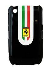 Funda/Carcasa Original Ferrari para BlackBerry 8520 y 9300, Stradale series,