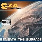 Beneath The Surface LP Parental Advisory by GZA