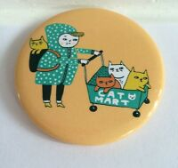 Strong Cat Mart Magnet Helps Buy Food Vitamins For Rescued Cats Kittens Charity